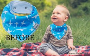 Baby Product BIBS photography (1)